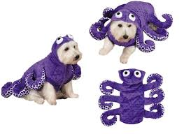 Octopus Halloween Costumes Holidays Supercoolpets Super Cool Pets