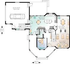 2nd Floor Plan Design Beatiful Veranda Design 21561dr Architectural Designs House