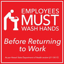 printable poster for hand washing handwashing sign laws for all 50 states signs com blog