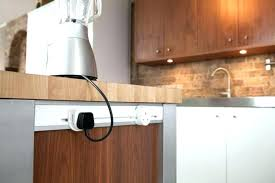 kitchen island electrical outlet pop up electrical outlet for kitchen island south africa