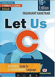 let us c 15 edition buy let us c 15 edition online at best