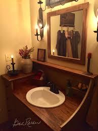 primitive bathroom ideas pin by donna marshall on primitive bathrooms pinterest
