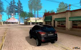 hyundai ix35 for gta san andreas