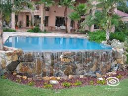 Swimming Pool Ideas 51 Best Semi Inground Pools Images On Pinterest Backyard Ideas