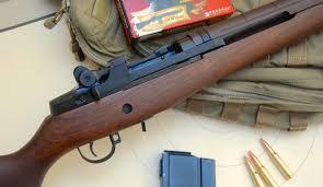 gun review springfield armory m1a standard rifle my gun culture