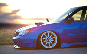 subaru purple subaru subaru impreza wrx sti blue jdm car stance wallpapers
