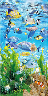 online get cheap sea murals for kids aliexpress com alibaba group 3d wallpaper custom photo non woven mural sea world fish porch for kids room decoration painting 3d walls murals wallpaper