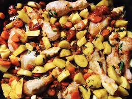 cuisine africaine poulet pilons de poulet à l africaine en préparation recette de pilons de