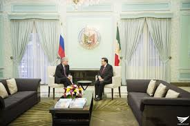 russian interior design russian ambassador visits inc executive minister seeks more
