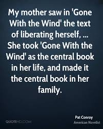 quote from family pat conroy quotes from novels
