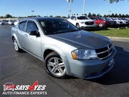 2008 blue dodge avenger pre owned 2008 dodge avenger sxt 4d sedan in troy b11456a dave
