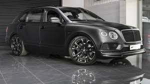 bentley all black look at this kahn