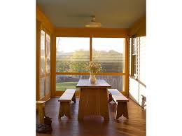 shaker dining room table farmhouse porch by way of rafe churchill