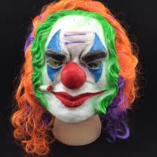 scary clown halloween costumes compare prices on scary clown mask online shopping buy low price