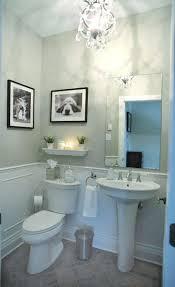 Contemporary Pedestal Sink Sinks Contemporary Powder Room Vanity Serene Modern Sinks