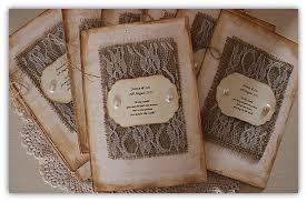 burlap wedding invitations rustic wedding invitations burlap country image 770715 on