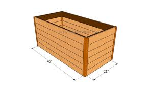 deck box plans myoutdoorplans free woodworking plans and