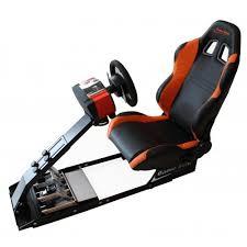 siege console de jeux csr elite supports volants et siège de jeu pour consoles et pc