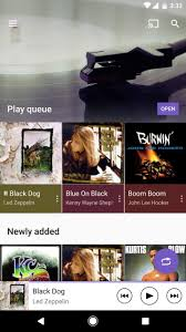 get sony u0027s new xperia music app with material design on any