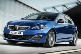 blue peugeot 2015 peugeot 308 gt first drive review