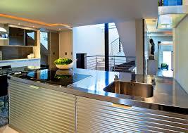 Range In Island Kitchen House Tat By Nico Van Der Meulen Architects Caandesign