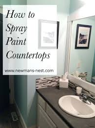 Spray Paint Bathroom Fixtures Painting Faucets And Fixtures The Of Spray Paint My Cousin