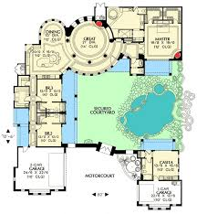 Retirement Home Design Plans 142 Best House P Images On Pinterest Architecture House Floor