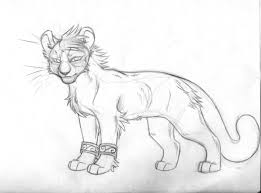 snow leopard dc sketch by kasarawolf on deviantart