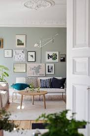 Interior Wall Colours 10 Rooms That Will Make You Want Sage Green Walls The Edit