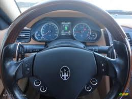 maserati steering wheel 2005 maserati quattroporte standard quattroporte model cuoio