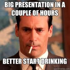Mad Memes - mad men meme big presentation on bingememe