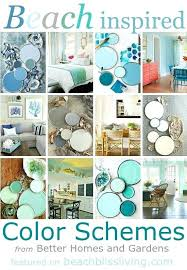beach cottage color schemes u2013 instavite me