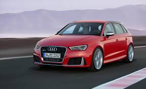audi rs wagon hatch or hottest hatch audi rs3 debuts packing 367 horsepower