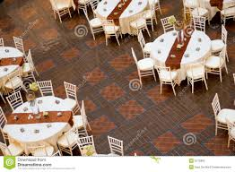 wedding tables and chairs wedding table and chairs stock photos image 8175673