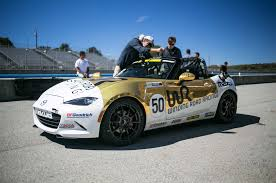 affordable mazda cars mazda mx 5 global cup race car review at laguna seca with the nd