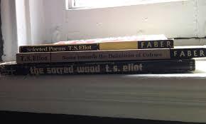 notes on t s eliot montréal bookstores and a few recent finds blt