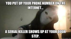 Serial Killer Memes - serial killer meme memes quickmeme