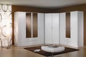 armoire chambre armoire d angle contemporaine coloris blanc noa armoire d angle