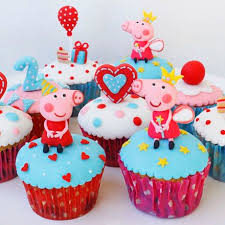 peppa pig cupcakes image result for peppa pig cupcakes erin cakes pig