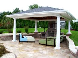 cabana builders and installation service in new hope and