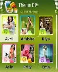 themes nokia asha 308 download free nokia asha 308 309 nokia 3d theme maker app download