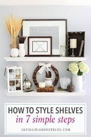 Home Decor Shelf Ideas Best 25 Kitchen Shelf Decor Ideas On Pinterest Kitchen Shelves