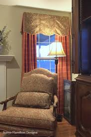 Board Mounted Valances Pleated Valance Scallops Pleats Piping It U0027s All In The Details