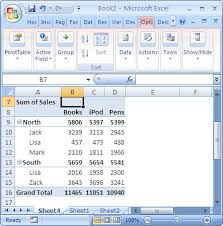 how to sort a pivot table hide pivot table field header pivot table quick tip excel vba