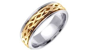 gold wedding band mens top 50 best wedding rings for men women heavy