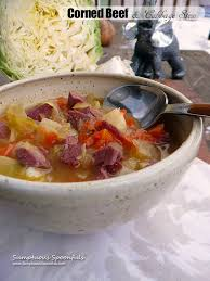 corned beef u0026 cabbage stew sumptuous spoonfuls