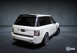 Land Rover Range Rover Mk Iii Lm L322 Tuner Mansory
