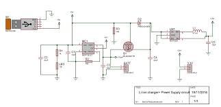 component ac voltage regulator circuit one power supply diagram