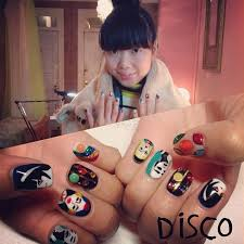 where to get cool gel nail art done in japan her world