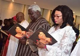 see photos of billionaire folorunhso alakija s 66th birthday
